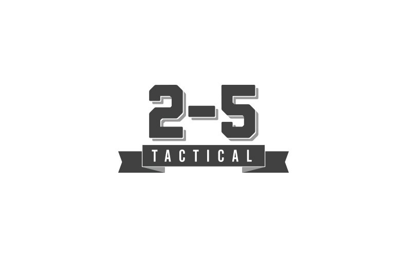 2 5 Tactical Logo