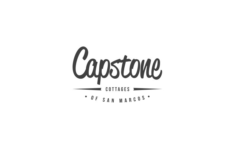Capstone Cottages Logo 3