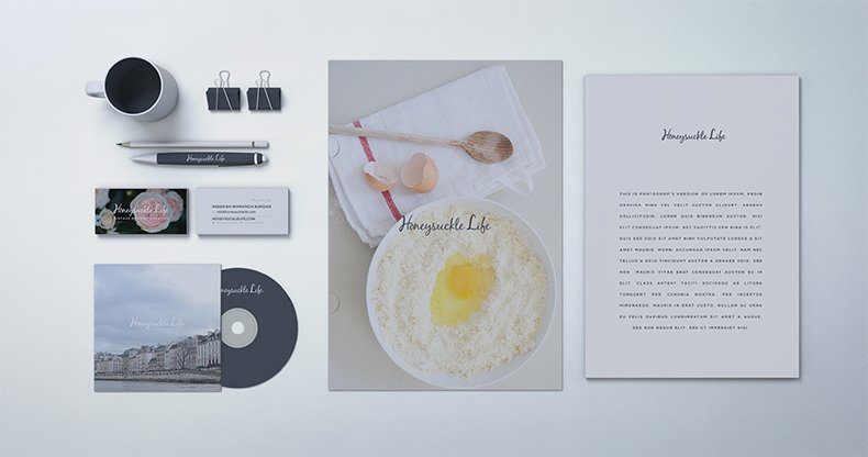 Honeysuckle Life Branding 5