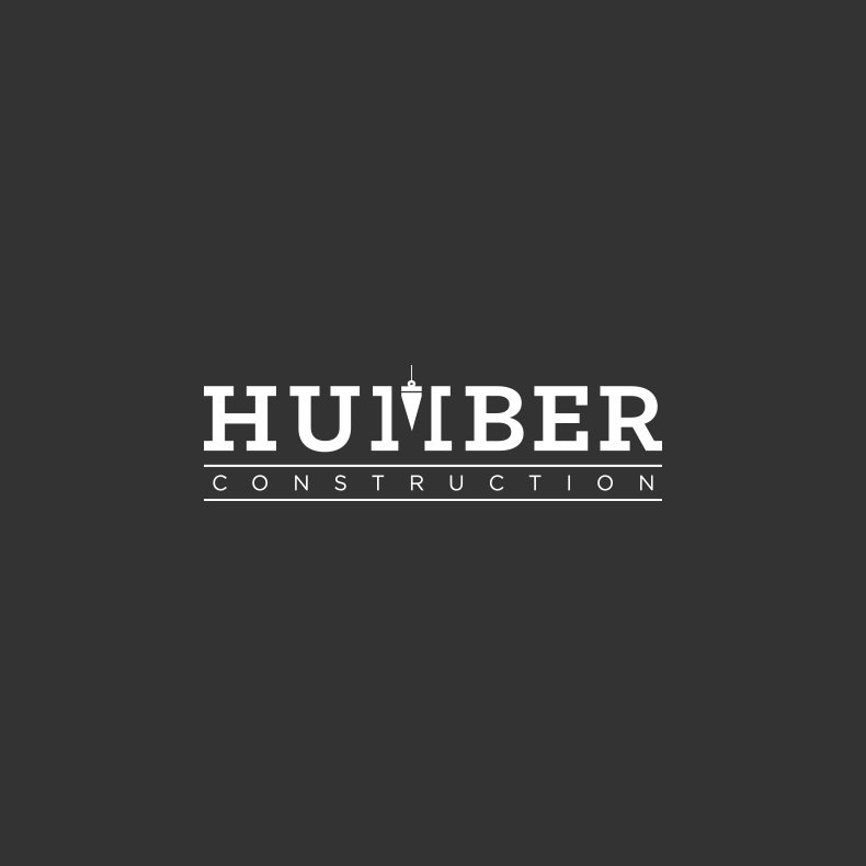 Humber Construction Logo and Branding