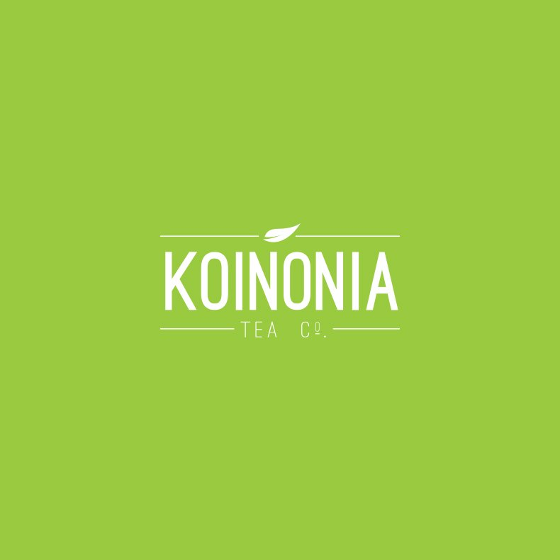 Koinonia Tea Company Branding