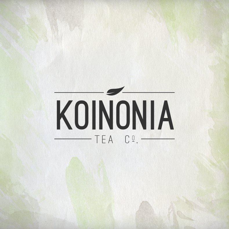 Kononia Tea Company Branding 3