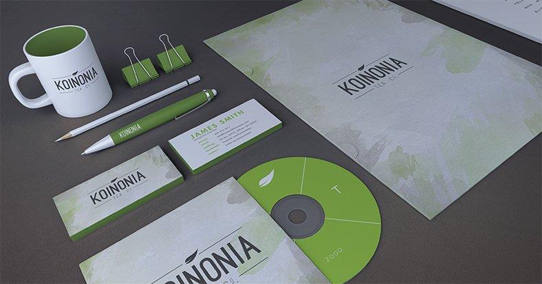 Kononia-Tea-Company-Branding Package 1