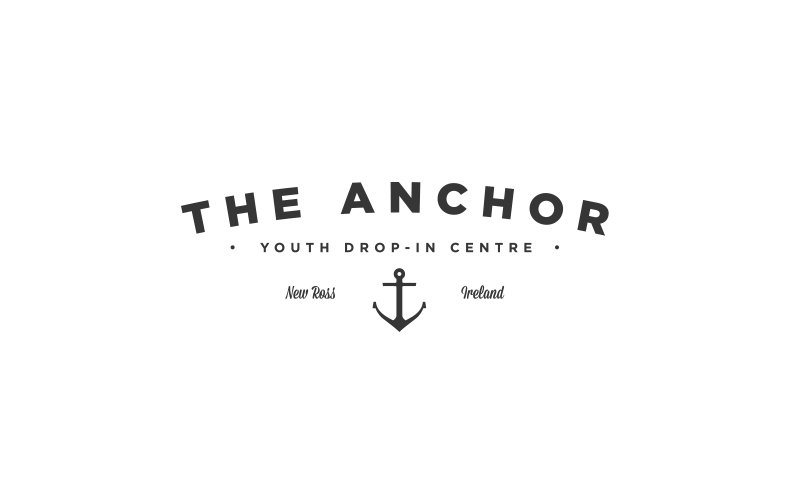 The Anchor New Ross Logo