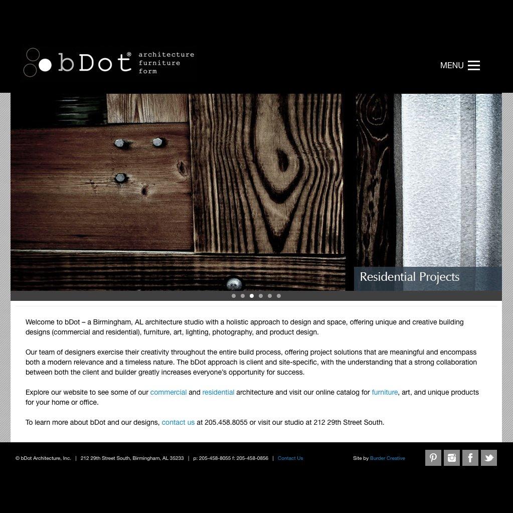 bDot Architecture